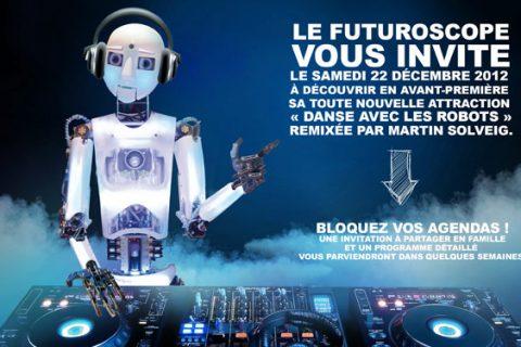 Futuroscope, Poitiers