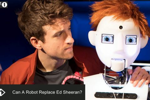 Can a Robot Replace Ed Sheeran?