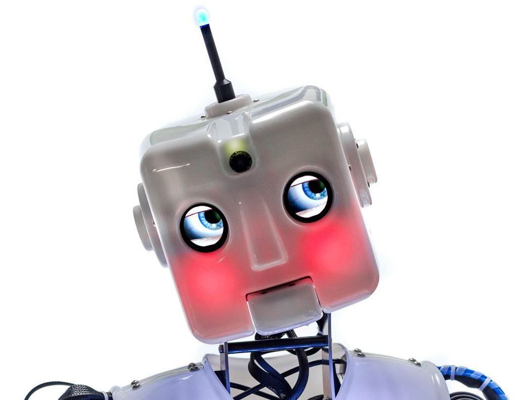 Humanoid Robot Gallery - RoboThespian & SociBot Images
