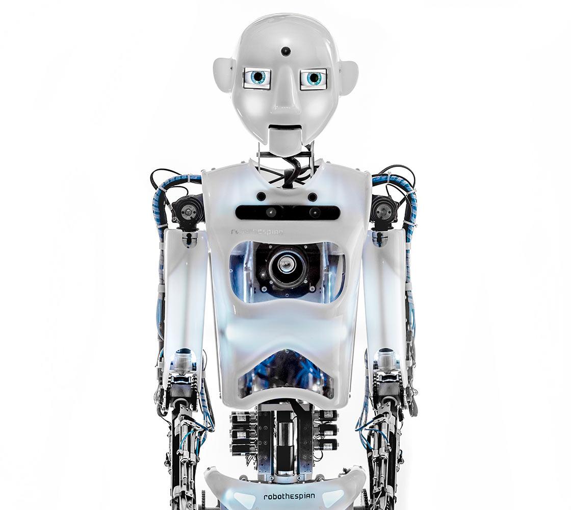 Art Project Fraction Robot
