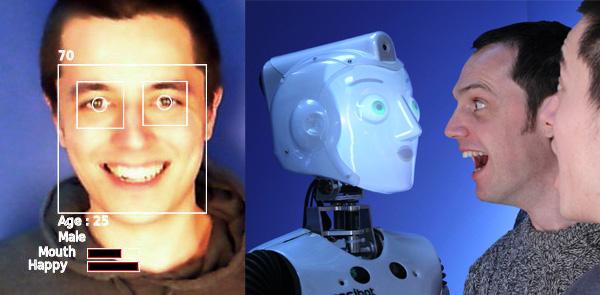Socibot Robot Development Facial Recognition