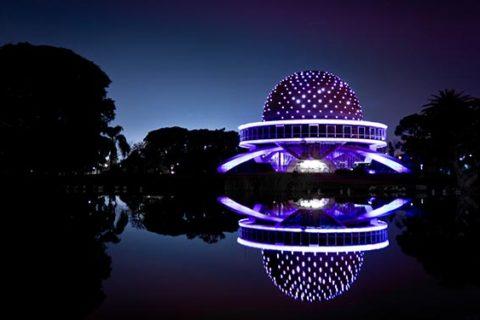 Planetario, Beunos Aires