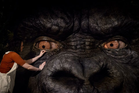 Kong – Madame Tussauds
